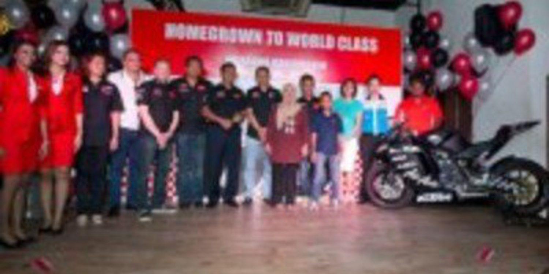 Khairuddin a por todas en la nueva temporada de Moto3