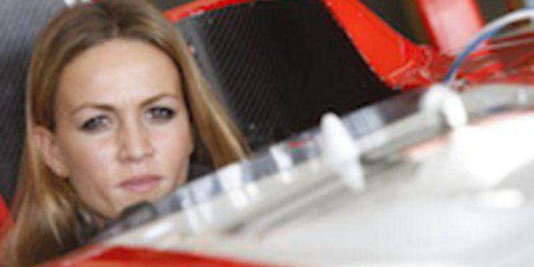 Carmen Jordá y Robert Cregan confirmados por Ocean Racing en GP3