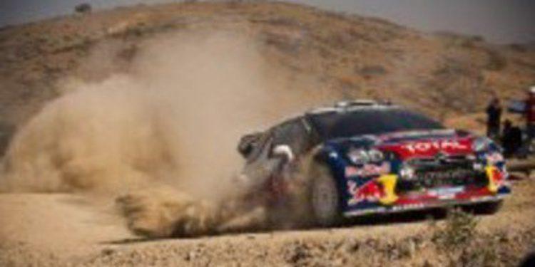 El Rally de México es de nuevo para Sebastien Loeb