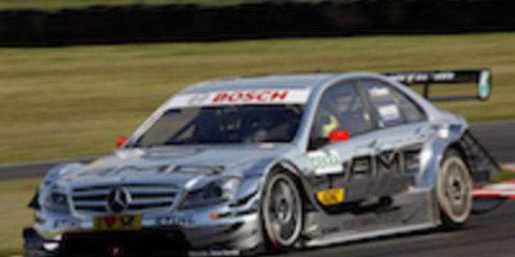 Roberto Merhi confirma que correrá con Mercedes el DTM