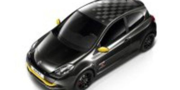 Renault Clio R.S. Red Bull Racing RB7: Haciendo honor a su nombre