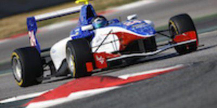 Antonio Spavone participará en 2012 con Trident Racing en GP3