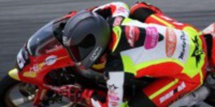 Reny Gardner será tester de Moriwaki y pilotará en el CEV Moto3
