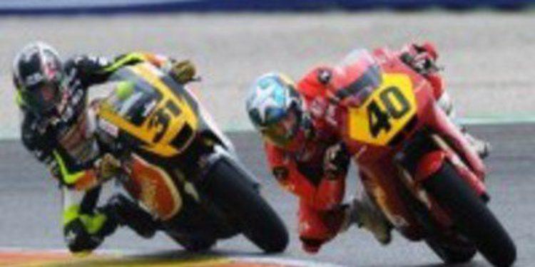 Arranca el test del CEV en el Circuito de Jerez