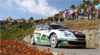 Andreas Mikkelsen se accidenta en los test del Islas Canarias