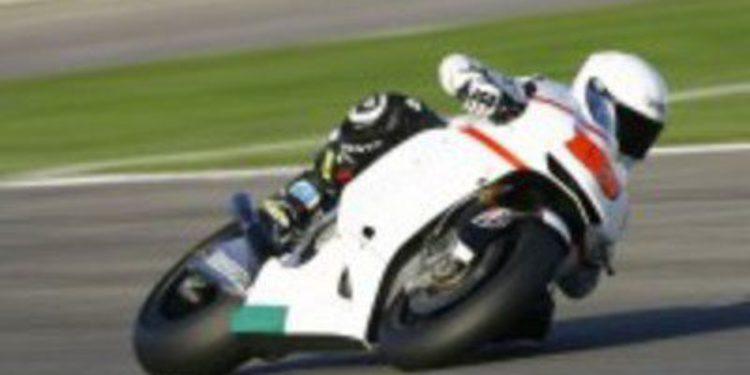 El equipo Honda Gresini es presentado en Milán
