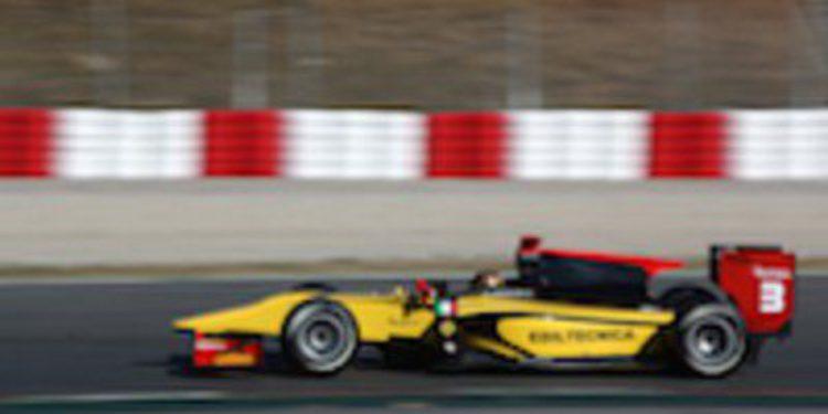 """Davide Valsecchi: """"Espero ser uno de los pilotos que luchen por el campeonato hasta el final"""""""