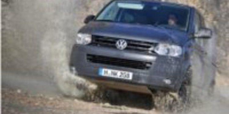 Se pone a la venta la nueva VW Transporter Rockton en España