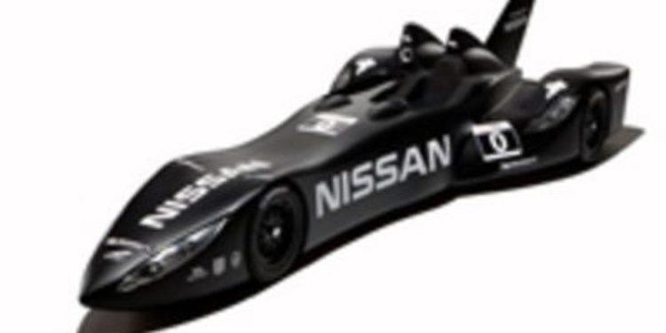 Nissan suministrará el motor para el Delta Wing
