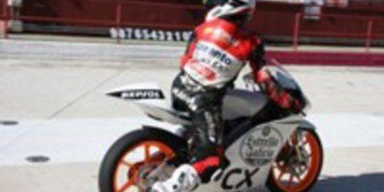 Dos jornadas muy provechosas para el CEV en los test de Jerez