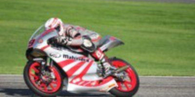 Danny Webb quiere llevar a Mahindra a luchar contra KTM y Honda