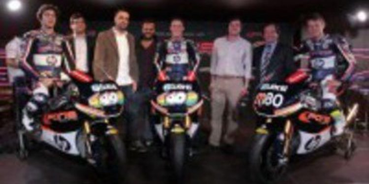 Se presenta en Madrid el equipo Pons 40 HP Tuenti