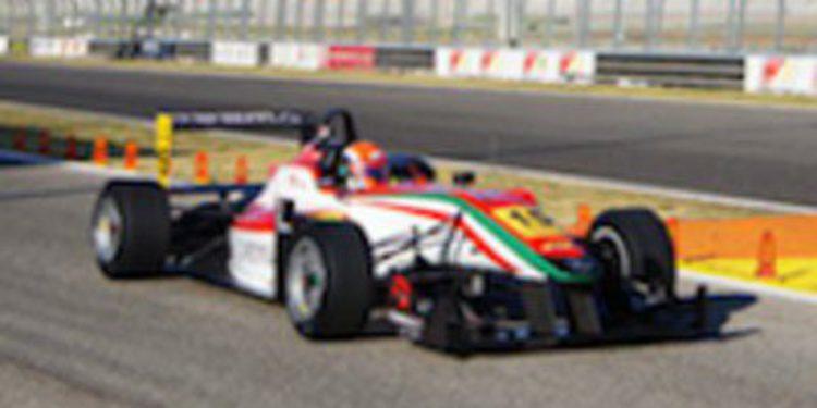 Primeros test de las F3 Euroseries con Raffaele Marciello marcando la pauta