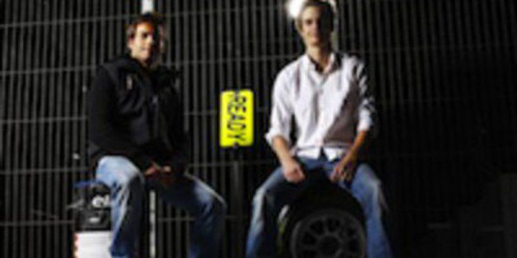 El equipo Rapax de GP2 confirma a Tom Dillmann y Ricardo Teixeira como sus pilotos para 2012