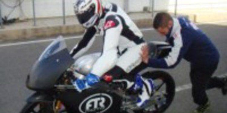 Comienzan los últimos test IRTA de Moto2 y Moto3 en Jerez
