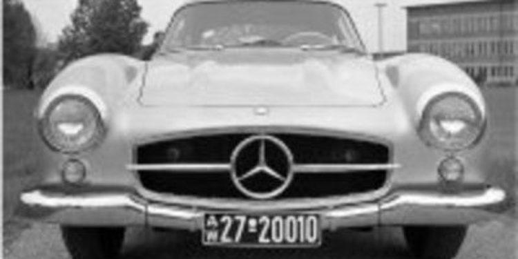 Mercedes-Benz SL 'Alas de Gaviota': 60 años del mito alemán