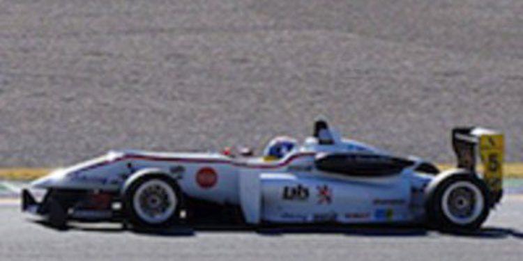 Dominio del equipo Mückle con Felix Rosenqvist en el segundo día de test de las F3 Euroseries