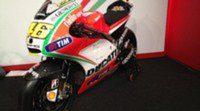 Ducati presenta la Desmosedici GP12 ante 95000 internautas