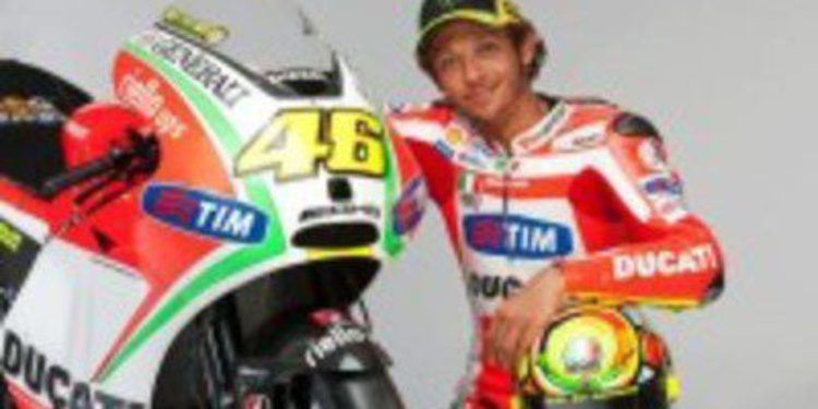 "Valentino Rossi: ""Mejoraremos a base de esfuerzo"""