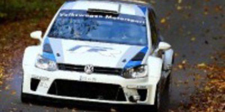Volkswagen vuelve a España para testear el Polo R WRC 1.0 sobre asfalto