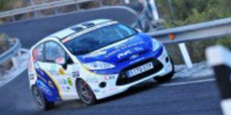 Yeray Lemes se borra de la WRC Academy