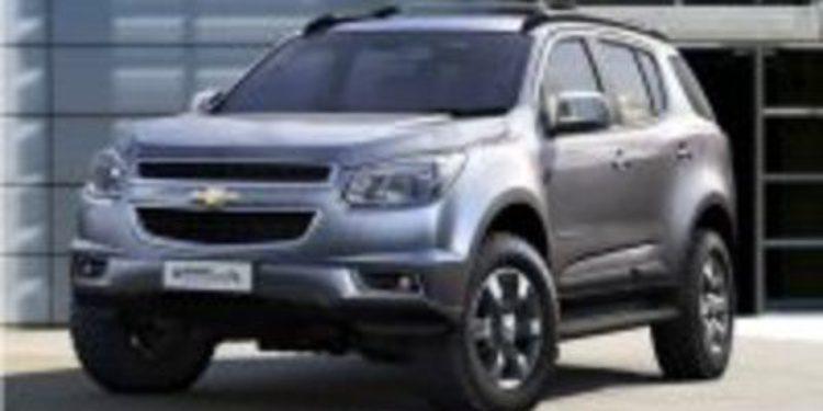 Nuevo Chevrolet Trailblazer 2013