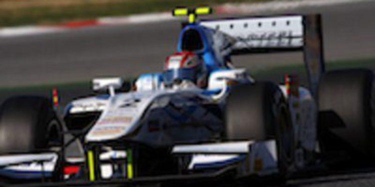 Barwa Addax afronta la temporada 2012 con el objetivo de revalidar el título de GP2