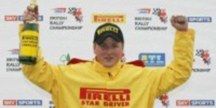 Alastair Fisher estará en la WRC Academy y en el IRC
