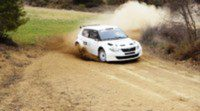 Hayden Paddon de test en Almería con ASM Motorsport