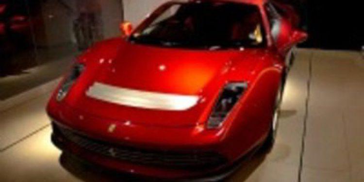 Un enigmático Ferrari exclusivo para Eric Clapton