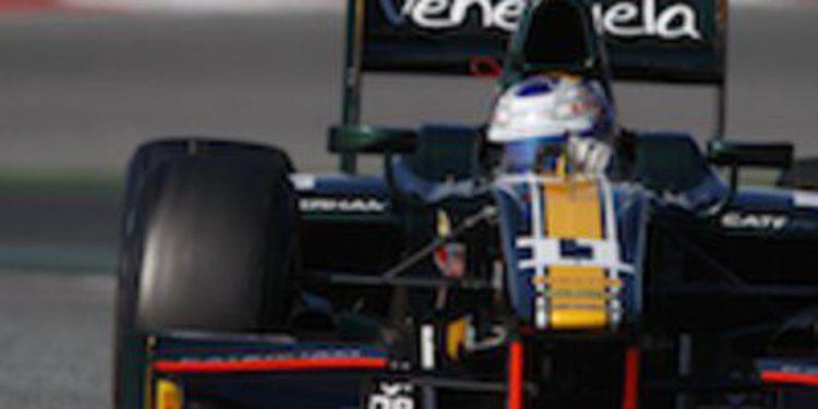 Caterham se ve en disposición de luchar por cosas grandes en GP2 este 2012