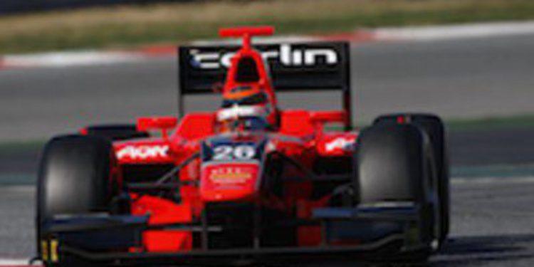 Marussia Carlin no tiene miedo a nada y busca sorprender en la temporada de GP2