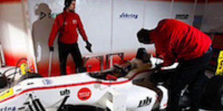 Félix Rosenqvist vuelve a dominar en el último test de F3 Euroseries