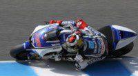 Casey Stoner arranca los test de MotoGP con el mejor crono