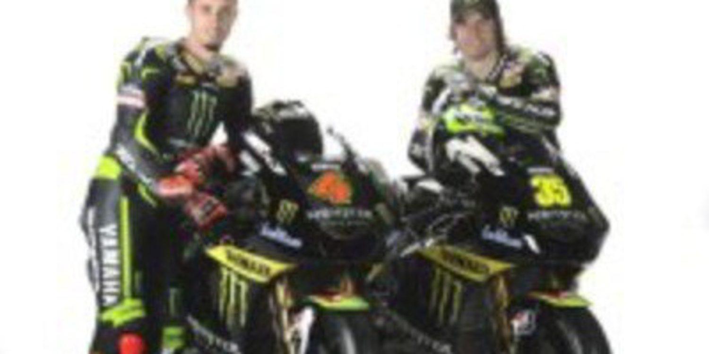 Se presenta el equipo Monster Yamaha Tech3
