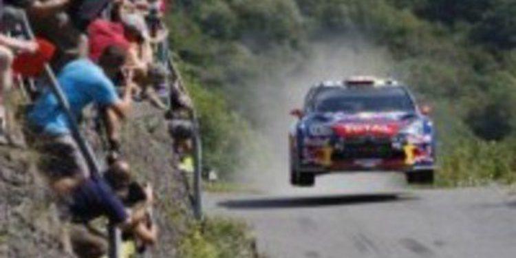 Se confirma de manera oficial que Teledeporte emitirá el WRC