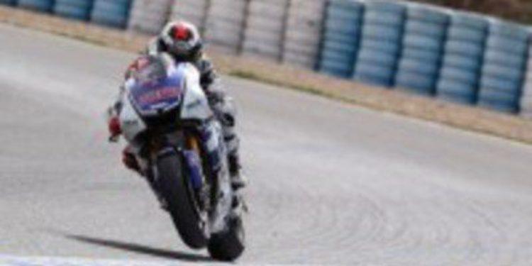 El equipo Yamaha Factory Racing listo para Catar