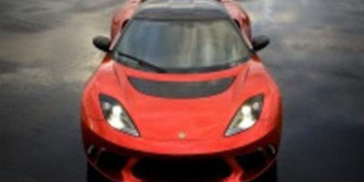 Lotus firma un acuerdo con el preparador Mansory