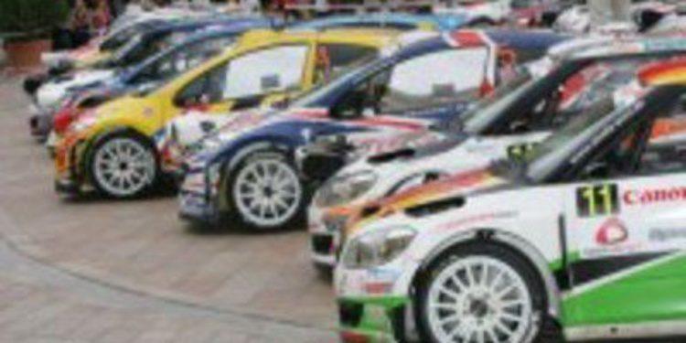 El Rallie de Hungría se cae del International Rally Challenge