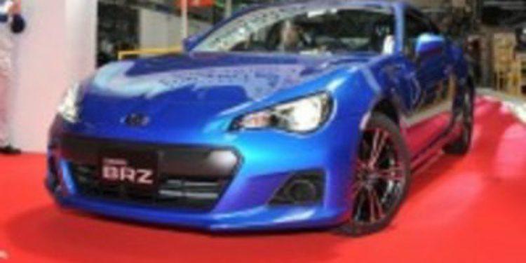 El Subaru BRZ apunta a convertirse en un icono