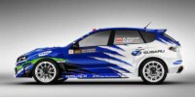 Programa de cinco pruebas para Andreas Aigner y Subaru en el IRC