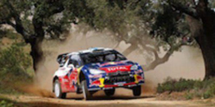 Mikko Hirvonen gana en Portugal y es el nuevo líder del Mundial de Rallyes