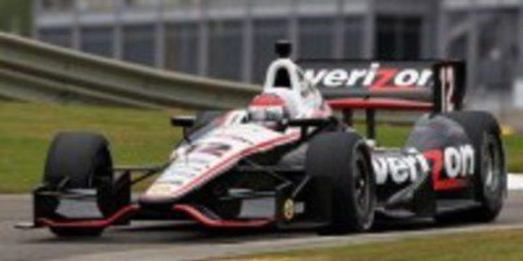 Will Power se reencuentra con la victoria en Barber