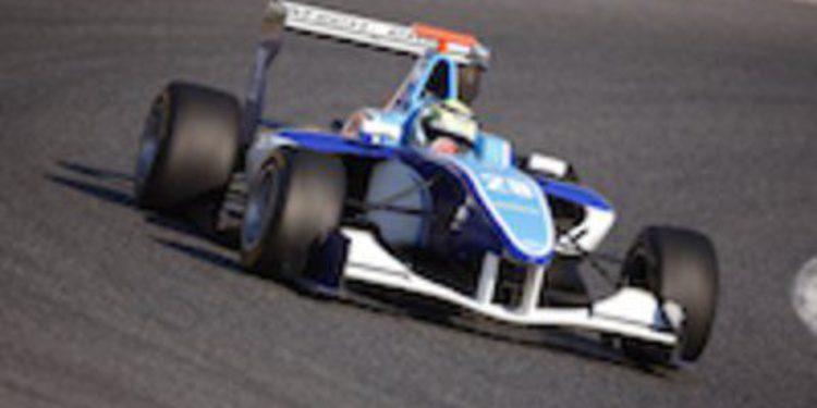 Tamas Pal Kiss confirmado por Atech CRS como segundo piloto para GP3