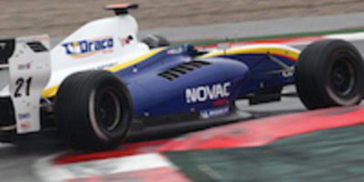 Nico Müller fue el más rápido del último día de test de Fórmula Renault 3.5 en Barcelona