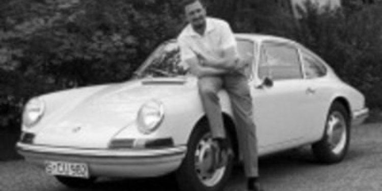 Fallece Ferdinand Alexander Porsche, padre del 911