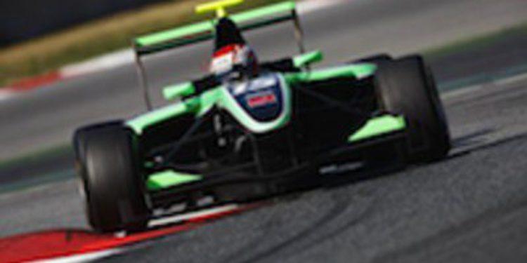 Kotaro Sakurai entra en la GP3 de la mano de Status Grand Prix