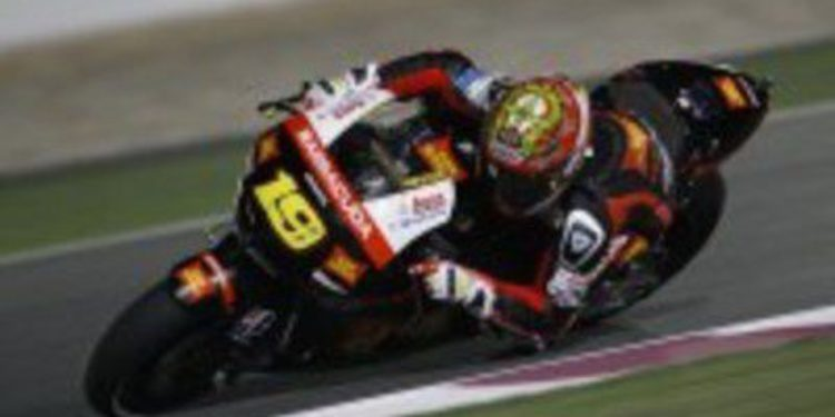 Casey Stoner también domina los FP2 del Gran Premio de Catar