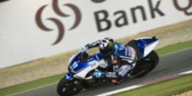 Sensaciones opuestas tras los libres en los pilotos Yamaha