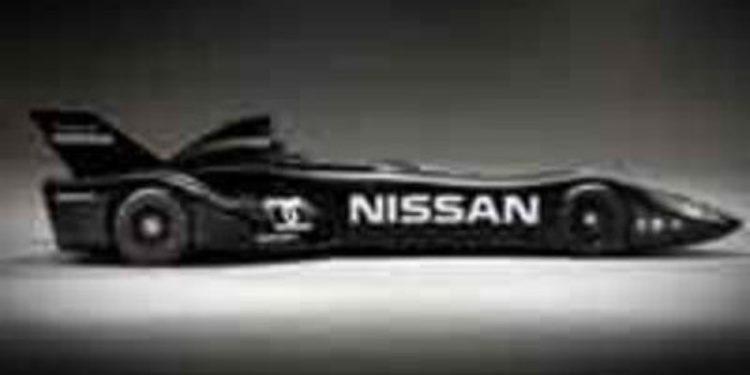 Nissan Deltawing se dirige a europa para realizar pruebas